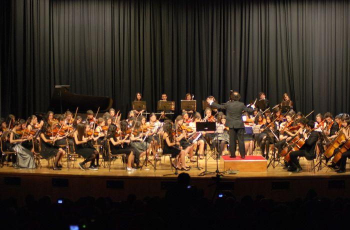 Çağlar Müzik Kursu ODTÜ Çağlar Senfoni Orkestrası