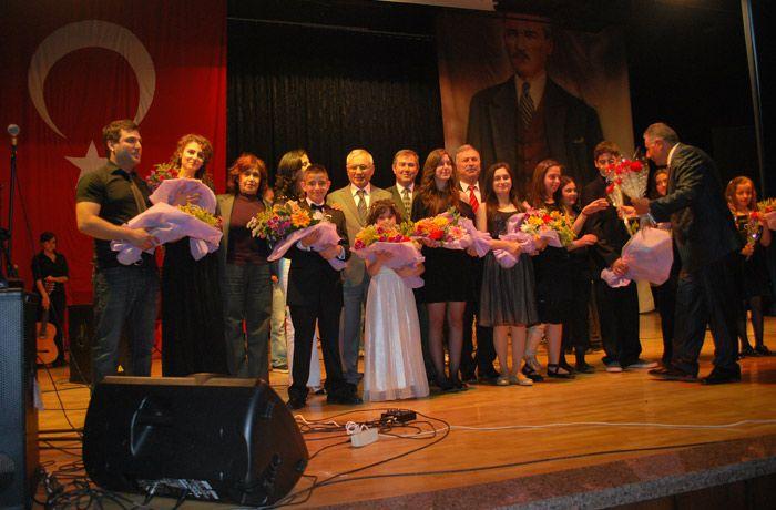 Çankaya Milli Eğitim Müdürlüğü & Çağlar Müzik Kursu Çocuk Orkestrası Konseri