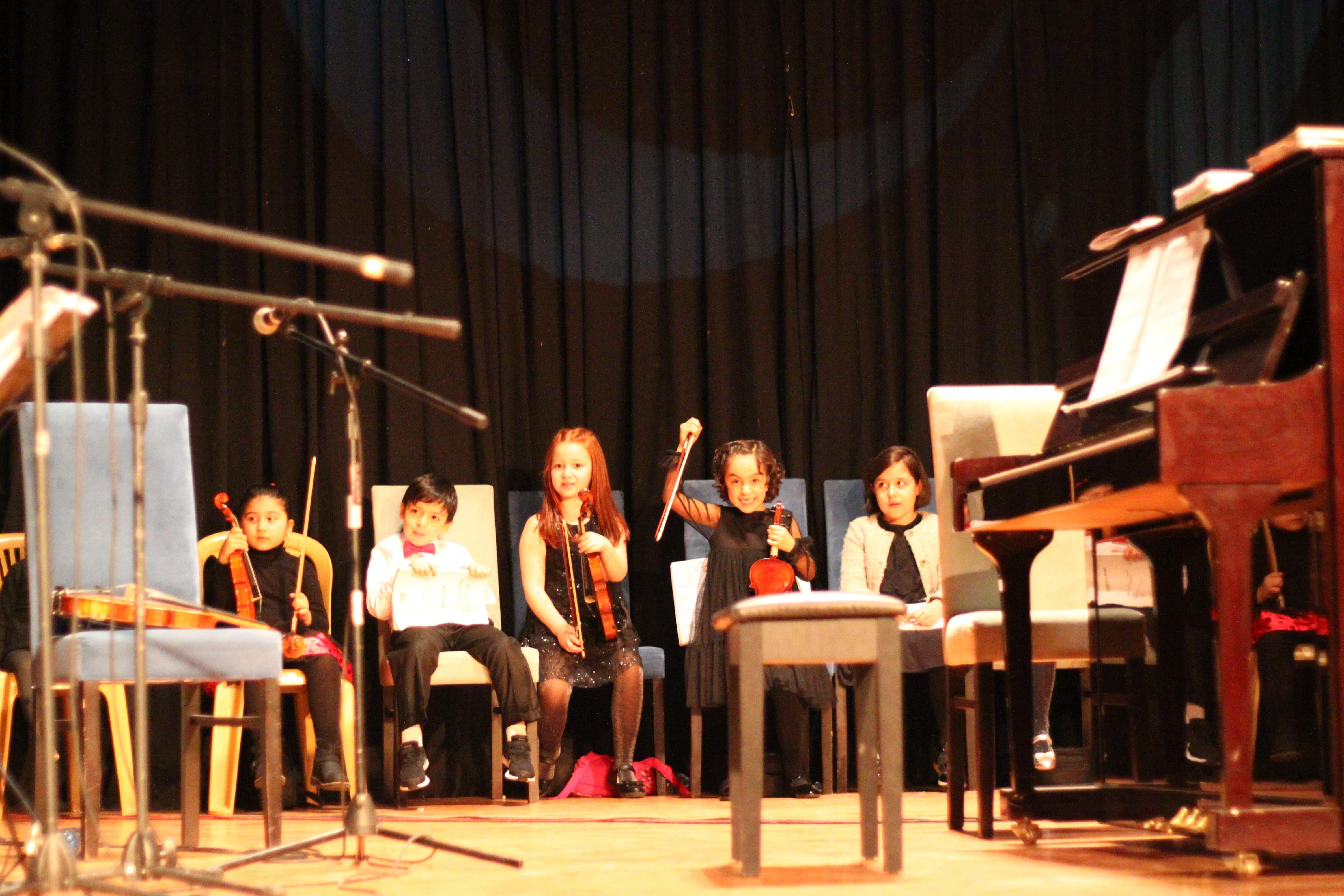 Çağlar Müzik Kursu 2019 Öğrenci Konseri
