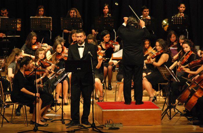 Çağlar Müzik Kursu 300 Kişilik Dev Çocuk Orkestra Kentpark Konseri