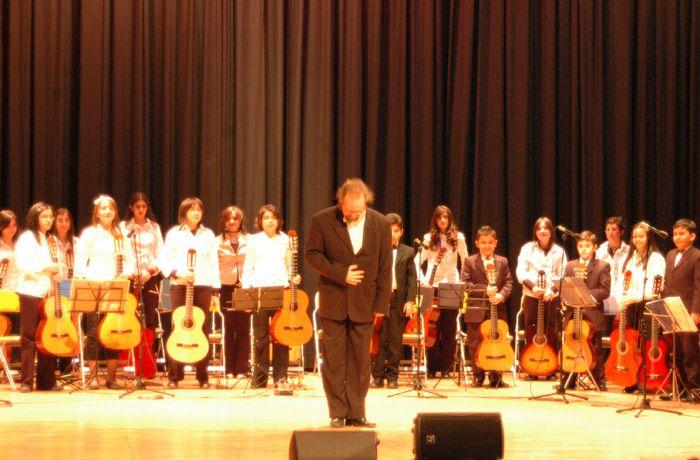 Çağlar Müzik Kursu Gitar Orkestrası ODTÜ Çocuk Konseri
