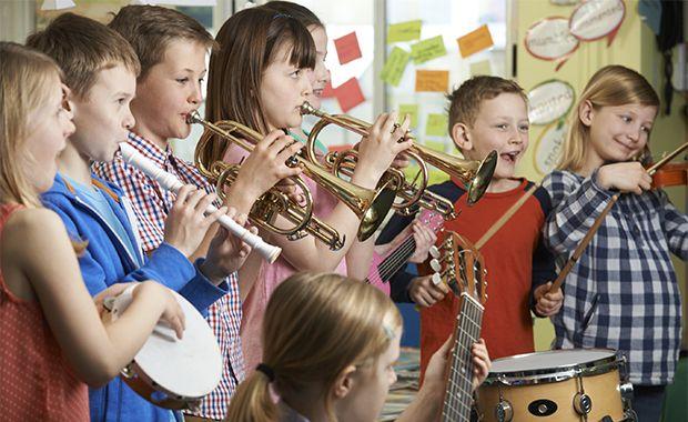 Çocuklar için Özel ve Grup Müzik Dersleri