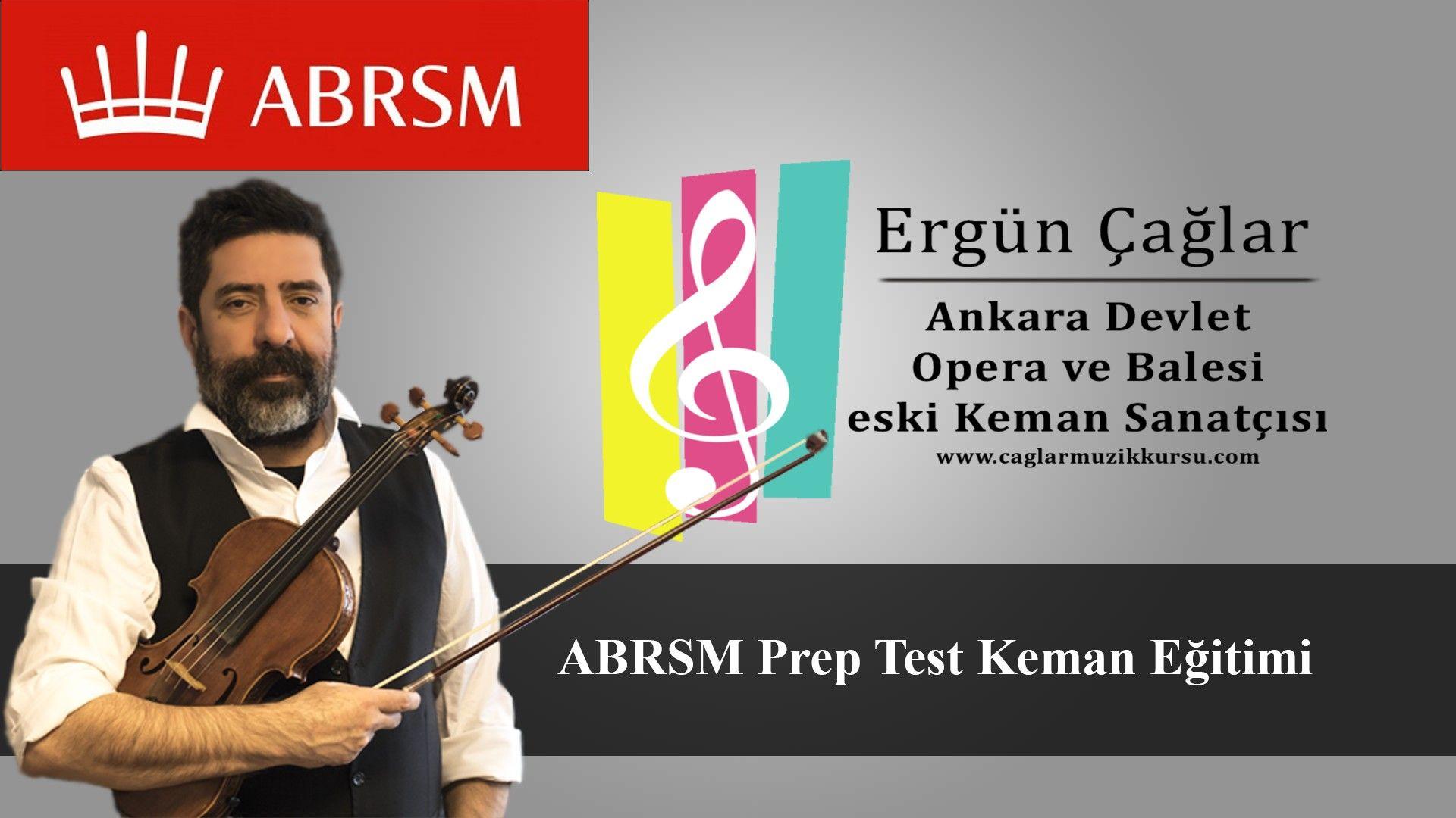 ABRSM Prep Test #Keman Eğitimi