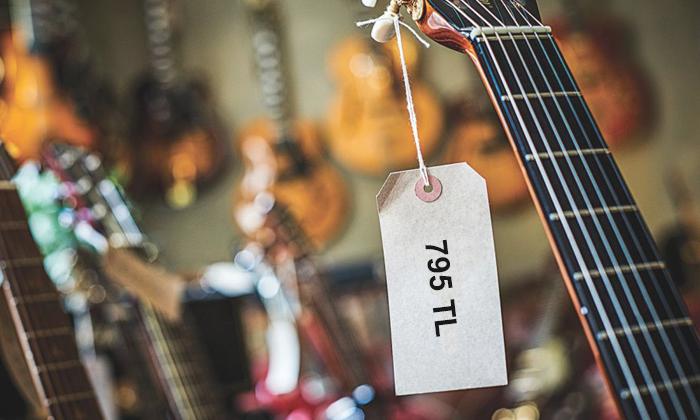 Gitar Satın Alma