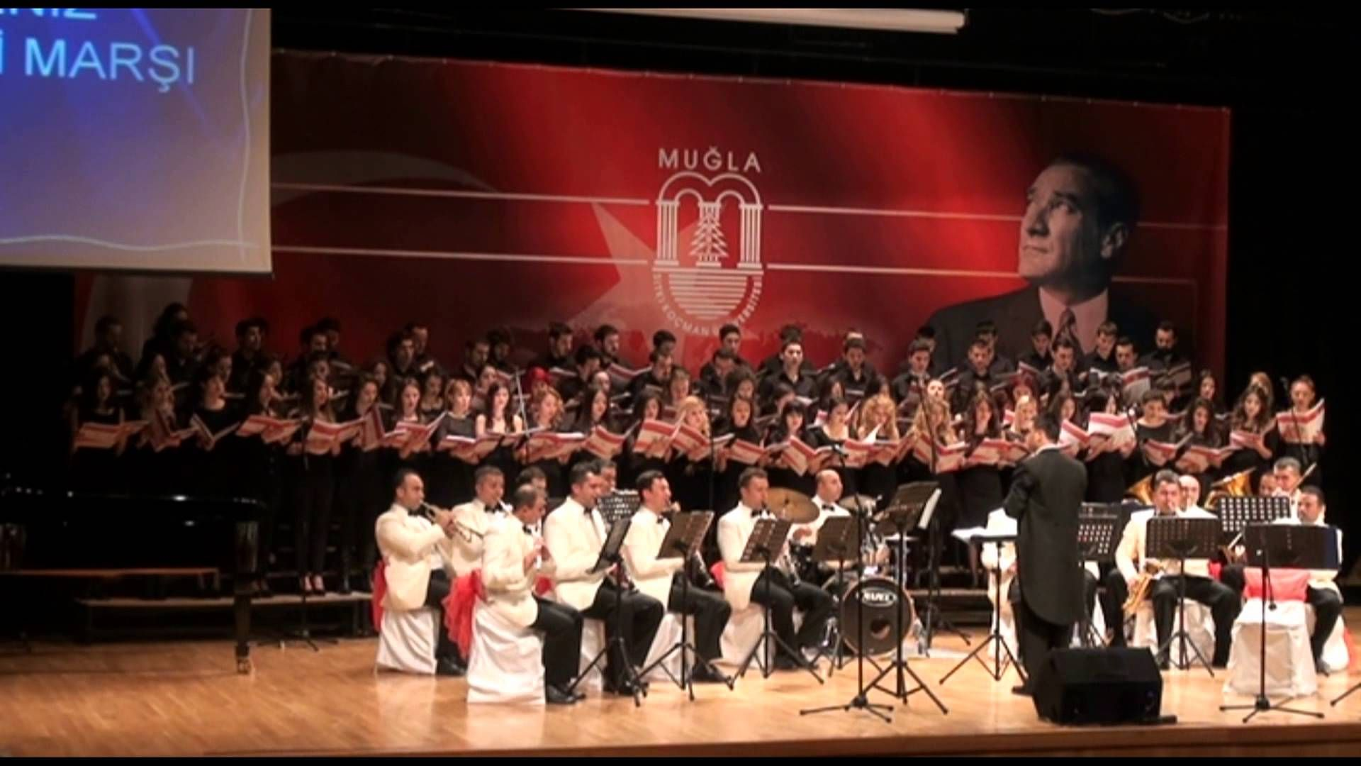 Çağlar Müzik Kursu 18 Mart Deniz Kuvvetleri Komutanlığı Bandosu